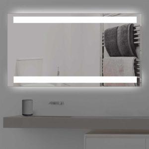 Wandspiegel mit Led Beleuchtung K 201
