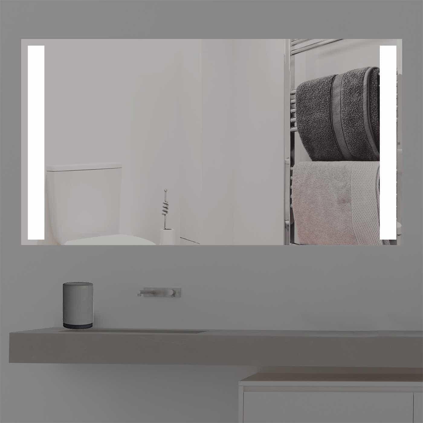 badspiegel_k202_led_beleuchtet_nn Erstaunlich Spiegel Mit Beleuchtung Und Steckdose Dekorationen