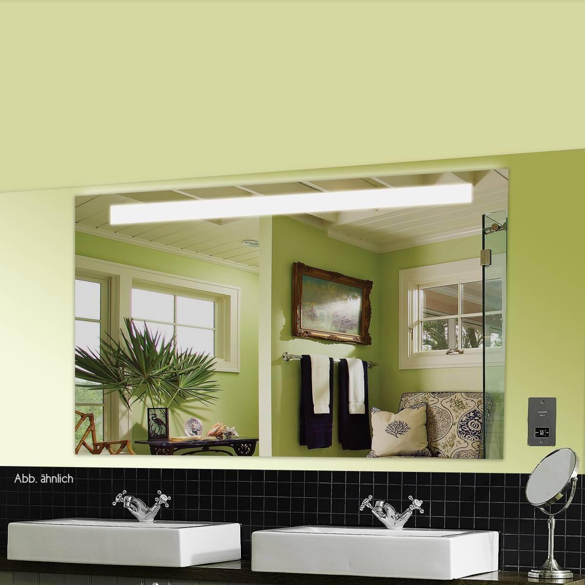 badspiegel mit beleuchtung spiegel t v gepr ft kostenloser versand. Black Bedroom Furniture Sets. Home Design Ideas