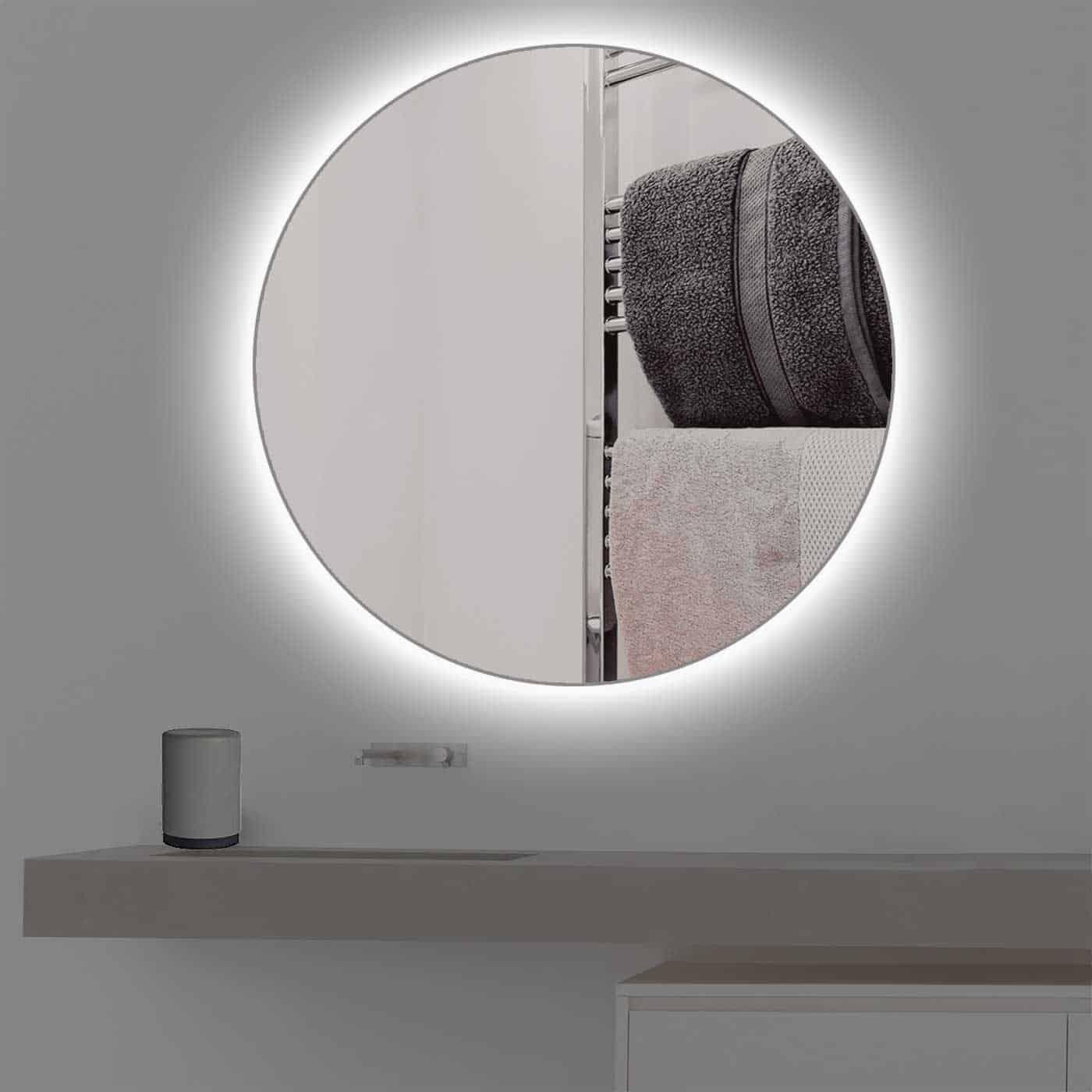 runder spiegel stunning gebraucht runder spiegel ikea. Black Bedroom Furniture Sets. Home Design Ideas