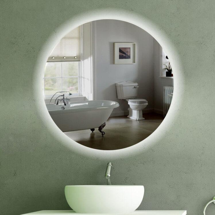 Badspiegel LED Konfigurator Badspiegel Blitz Versand! Badspiegel LED ...