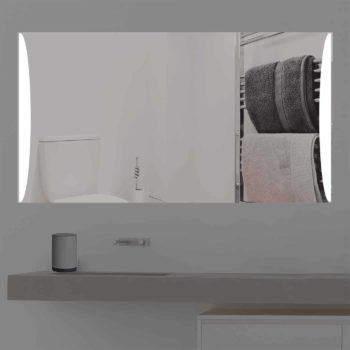Badspiegel LED beleuchtet | moonshine | K 351