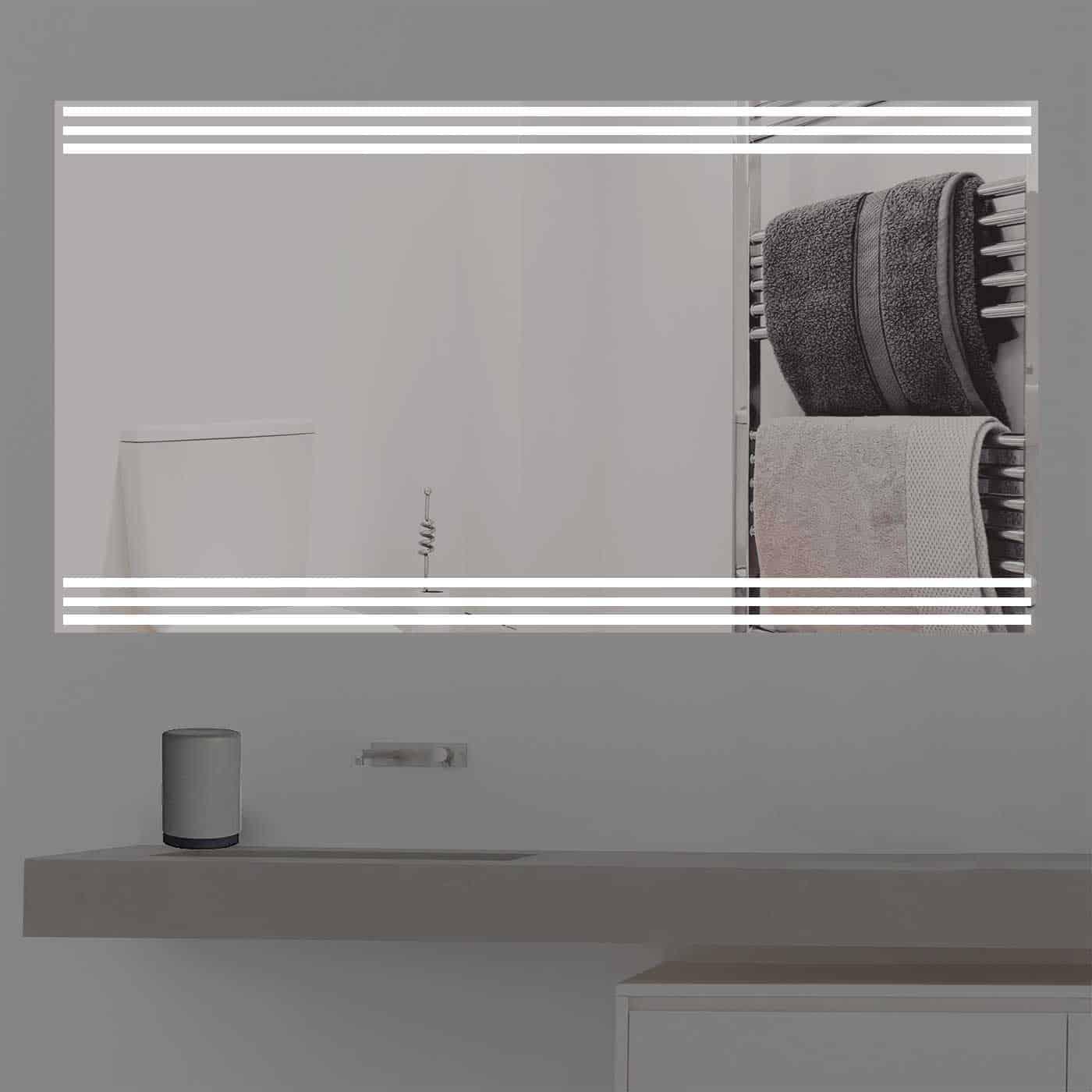badspiegel k353 led beleuchtet nn badspiegel beleuchtet. Black Bedroom Furniture Sets. Home Design Ideas