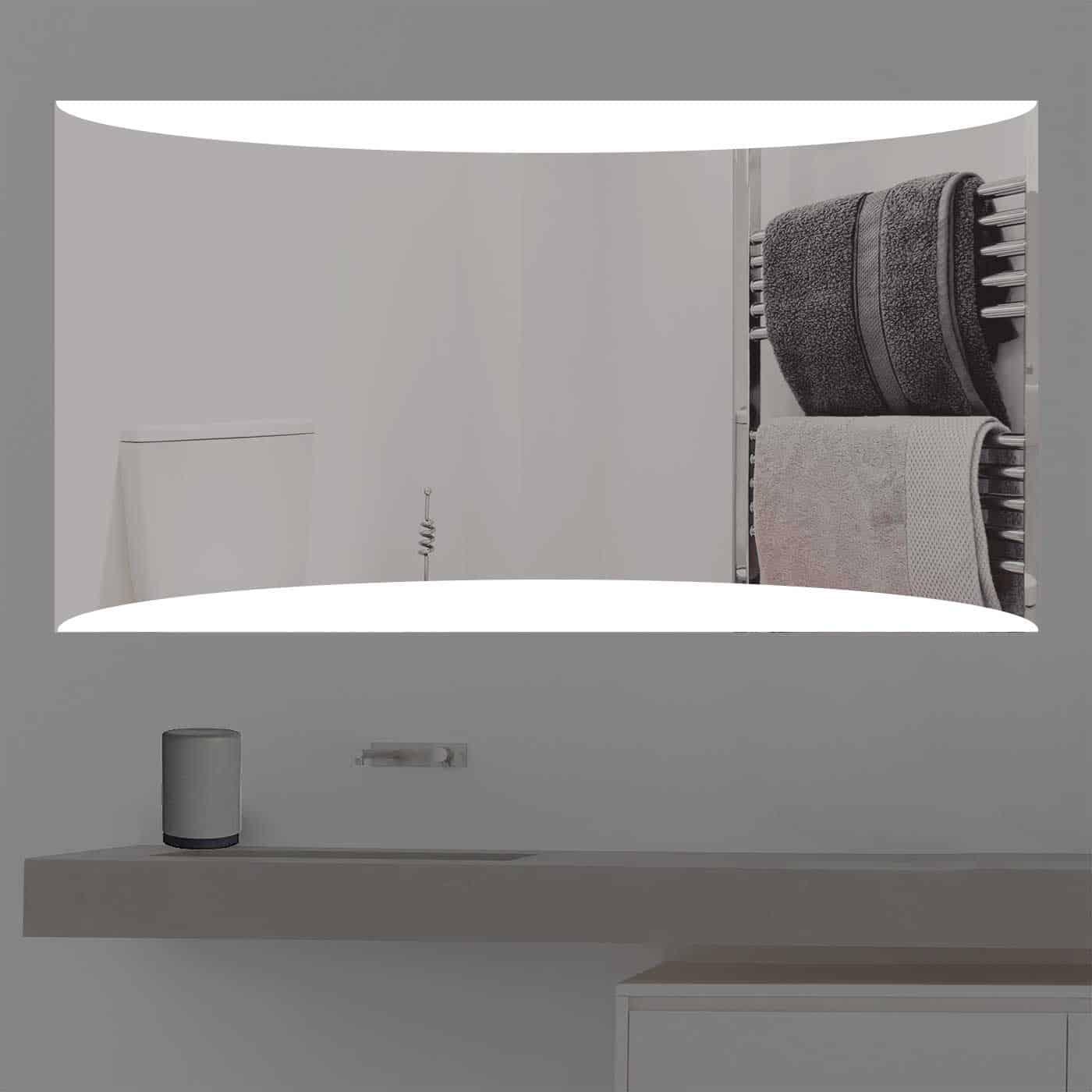 badspiegel k355 led beleuchtet nn badspiegel beleuchtet. Black Bedroom Furniture Sets. Home Design Ideas