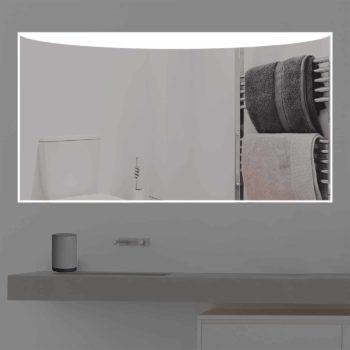 Badspiegel LED beleuchtet in Edel Design | K 356