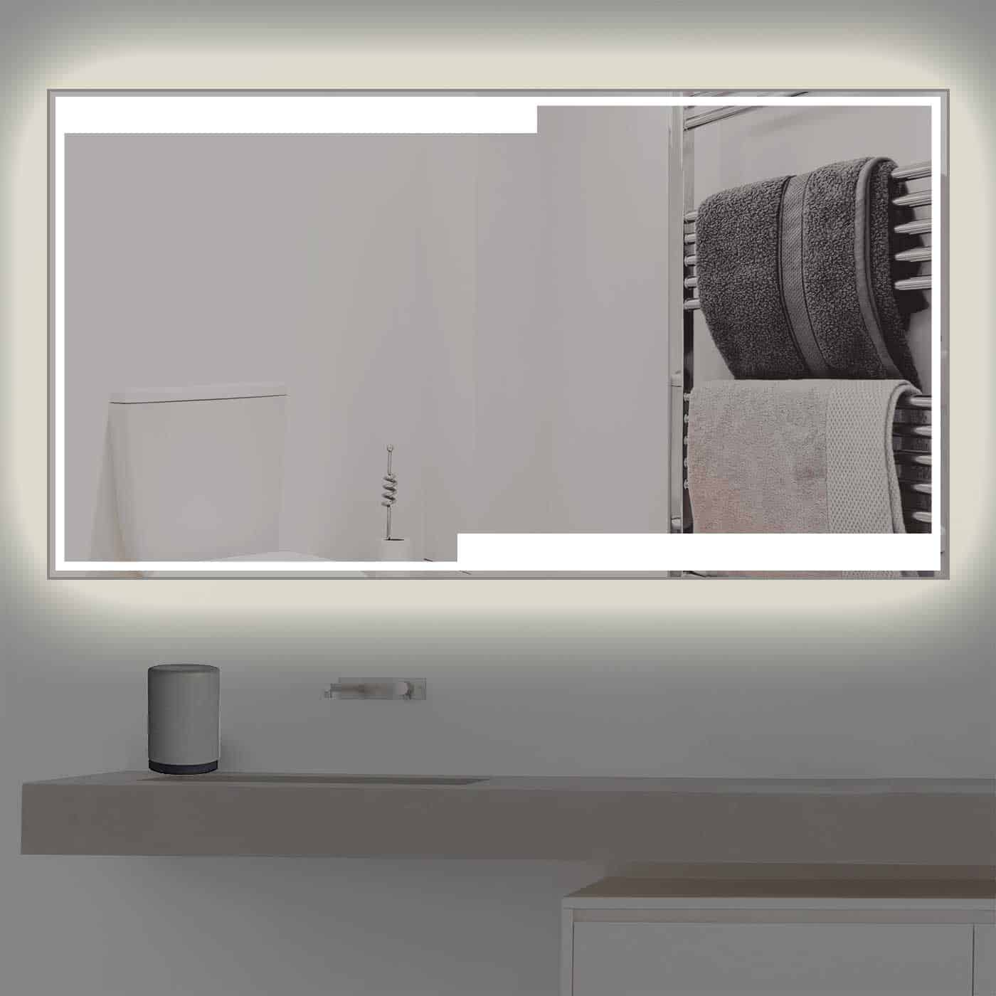 Wandspiegel led beleuchtet bestellen k1481 spiegel for Wandspiegel bestellen