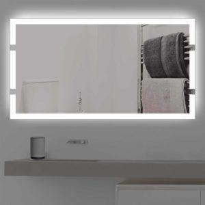 design wandspiegel led beleuchtet online kaufen k1494. Black Bedroom Furniture Sets. Home Design Ideas