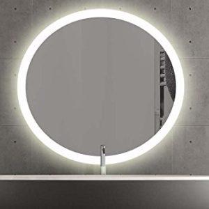Badspiegel Berlin berlin wandspiegel mit led beleuchtung 120x80 badspiegel