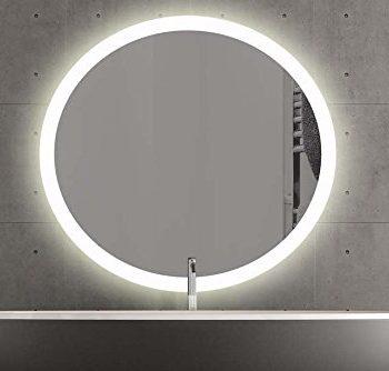 badspiegel mit led free elegantes spiegel fr badezimmer. Black Bedroom Furniture Sets. Home Design Ideas